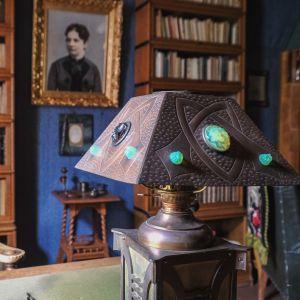 Lamppu, kirjastohuone