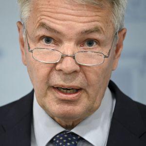 Pekka Haavisto 13.8.2021