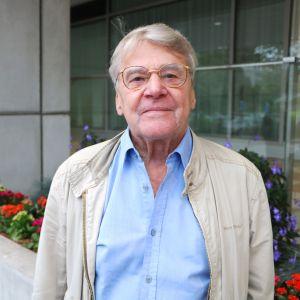 Christer Holmberg, professor emeritus.