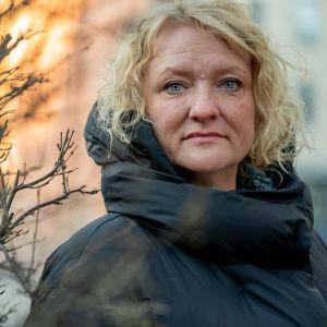 Anna Takanen Helsingissä