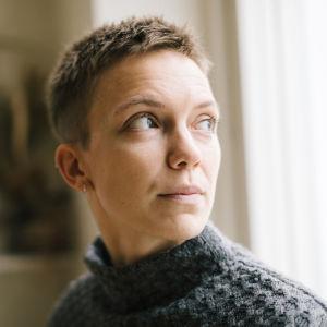 Författaren Lina Bonde.