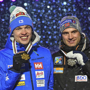 Iivo Niskanen, Martin Johnsrud Sundby, Niklas Dyrhaug.