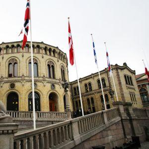 Stortinget i Oslo vid Nordiska Rådets session 2007