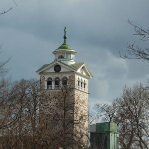 Ekenäs kyrktorn