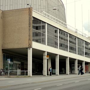 Åbo konserthus är landets äldsta i sitt slag.