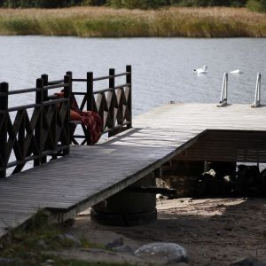 bryggan på Strömsö