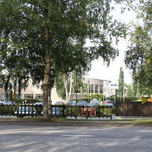 Yrkeskolan Optima, Jakobstad