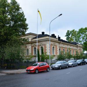 Ärkebiskopens residens.