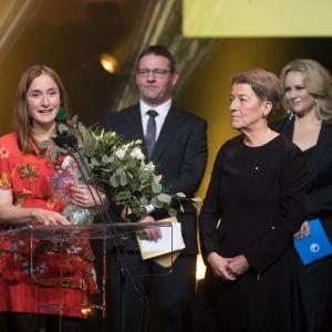 Linda Bondestam vinner Nordiska rådets litteraturpris för barn och unga 2017.