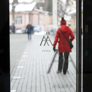 Bild från Arken vid Åbo Akademi.
