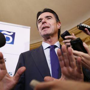 Espanjan teollisuusministeri José Manuel Soria joutui eroamaan Panaman papereiden takia.