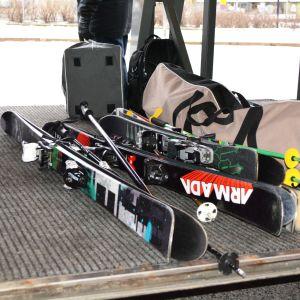 slalomskidor