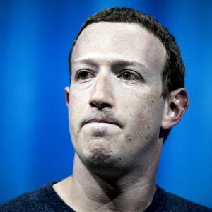 Facebooks grundare Mark Zuckerberg