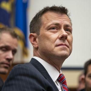 FBI-agenten Peter Strzok.