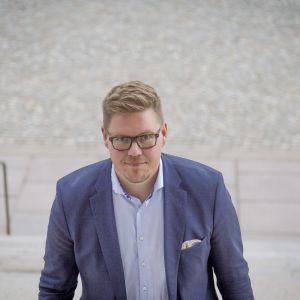 Antti Lindtman, socialdemokraternas gruppordförande i riksdagen.