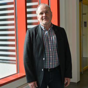 Boris Ståhl, rektor för Yrkesakademin i Österbotten.