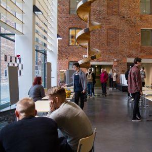Studeranden i Åbo Akademi i Vasa