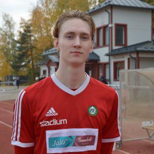 Pargas IF:s Micke Karlsson
