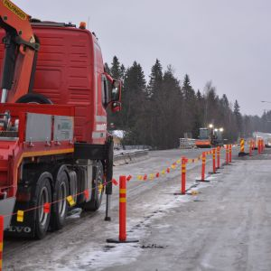 Fårholmsbron asfalateras först i april-maj 2019