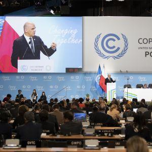 Klimatkonferensen i Katowice