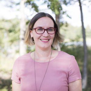 Ekonomirådgivare Marina Nygård.