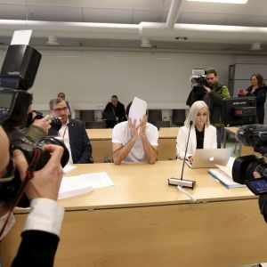 Uleåborgs tingsrätt, rättegång för sexbrott där gärningsmannen står åtalad för grov våldtäkt.