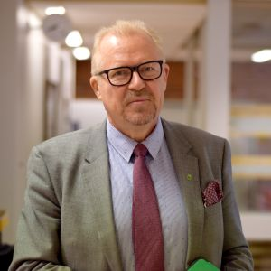 Stadsdirektör Ragnar Lundqvist