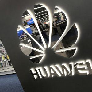 Huaweis logga.