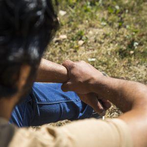 kielteisen turvapaikkapäätöksen saanut Irakilainen