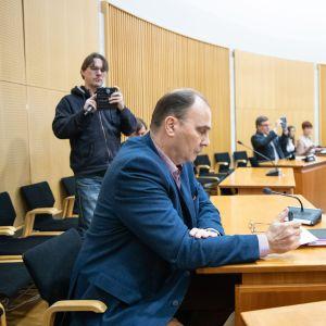 utredningsledare Olli Töyräs