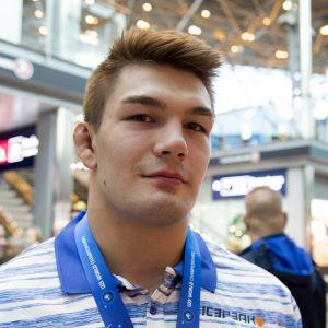Arvi savolainen on nuorten alle 23v maailmanmestari painissa.