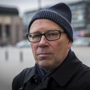 Maakuntajohtaja Pentti Malinen Kainuun liitosta