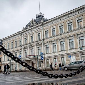 Korkein oikeus Helsingissä
