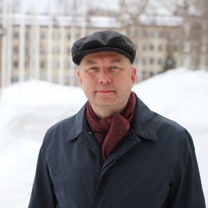 politiikan tutkija Petri Koikkalainen
