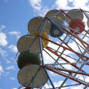 Tykkimäen huvipuisto