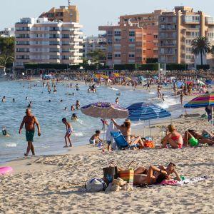 turism, spanien