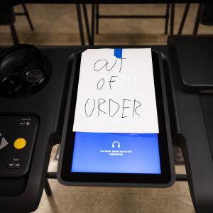 Yhdysvaltain presidentinvaalien äänestyskone
