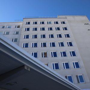 ulkokuva sairaalasta