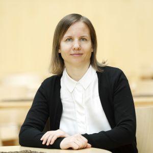 Eläinsuojeluasiamies Saara Kupsala
