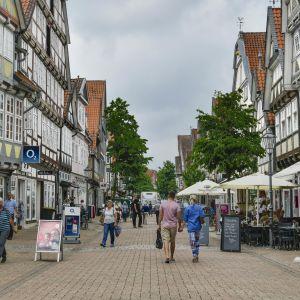 Cellen vanha kaupunki