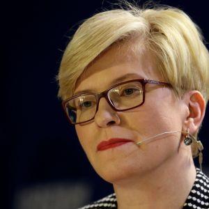 Den 45-åriga förre finansministern  Ingrida Šimonytė ser ut att bli Litauens nya statsminister.