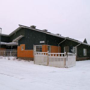 Palvelutalo Nutukas Sodankylässä.