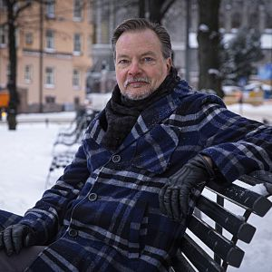 Pekka Isotalus, professori.