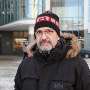 Pirkka Salo on Lapin yrittäjien toimitusjohtaja