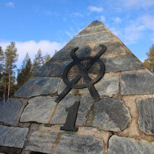 Jääkäriprikaatin patsas