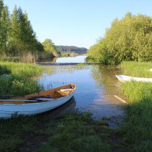 Junkkarinjärvi Kouvolan Anjalassa