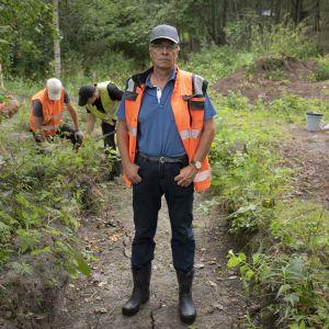 Kari Uotila, arkeologi, Muuritutkimus Oy