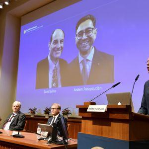 Thomas Perlmann berättar om årets vinnare av nobelpriset i fysiologi och medicin.