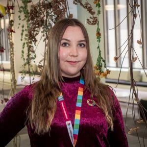 Maija Kuivalainen, Nuorten ilmastodelegaatti