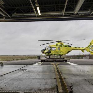 FinnHEMS helikopteri.